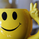 Tersenyum Saja