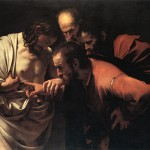 Lobang Pada Perut Yesus