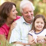 Sayang dan Cinta Orang Tua