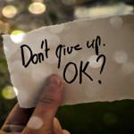 Bangkit dari Kegagalan