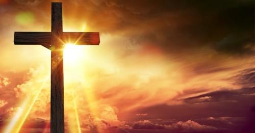 Di Balik Salib-Nya