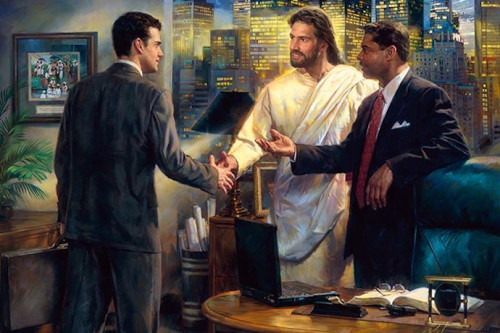 Bersama Yesus