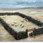 Yesus Menjaga Domba-domba-Nya, Yesus Menjaga Kita