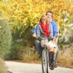 Pernikahan Serupa Roda Sepeda