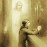 Tuhan Hadir Ketika Aku Berdoa