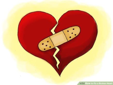 Hati yang Terkoyak