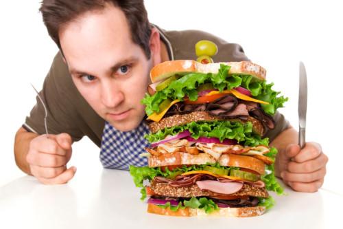 """Makan dengan """"Cukup"""""""