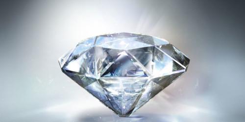 Berlian yang Berkilau