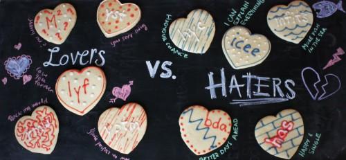 Bukan Haters, Tapi Lovers