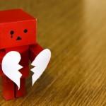 Merasakan Sakit Hati