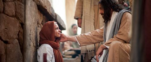 Yesus Menyembuhkan