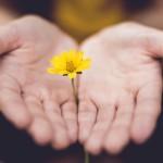 Tangan Tuhan Selalu Terbuka untuk Memberkati