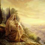 Yesus Menunggu di Depan Hatimu