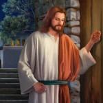 Yesus Mengetuk Pintu Hatimu