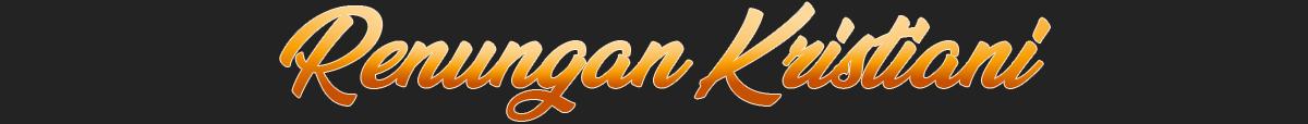 Renungan Kristiani